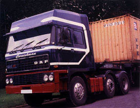 lorry paint