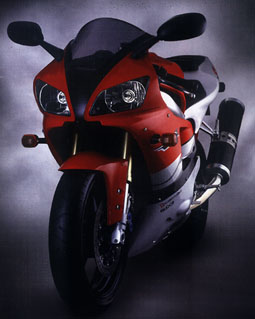 Motorcycle paint and repair systems